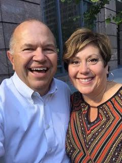 Jock & Gail Ficken - PLI Team leader