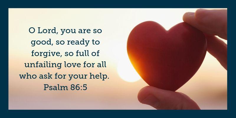 psalm 86-5 (1) | PLI