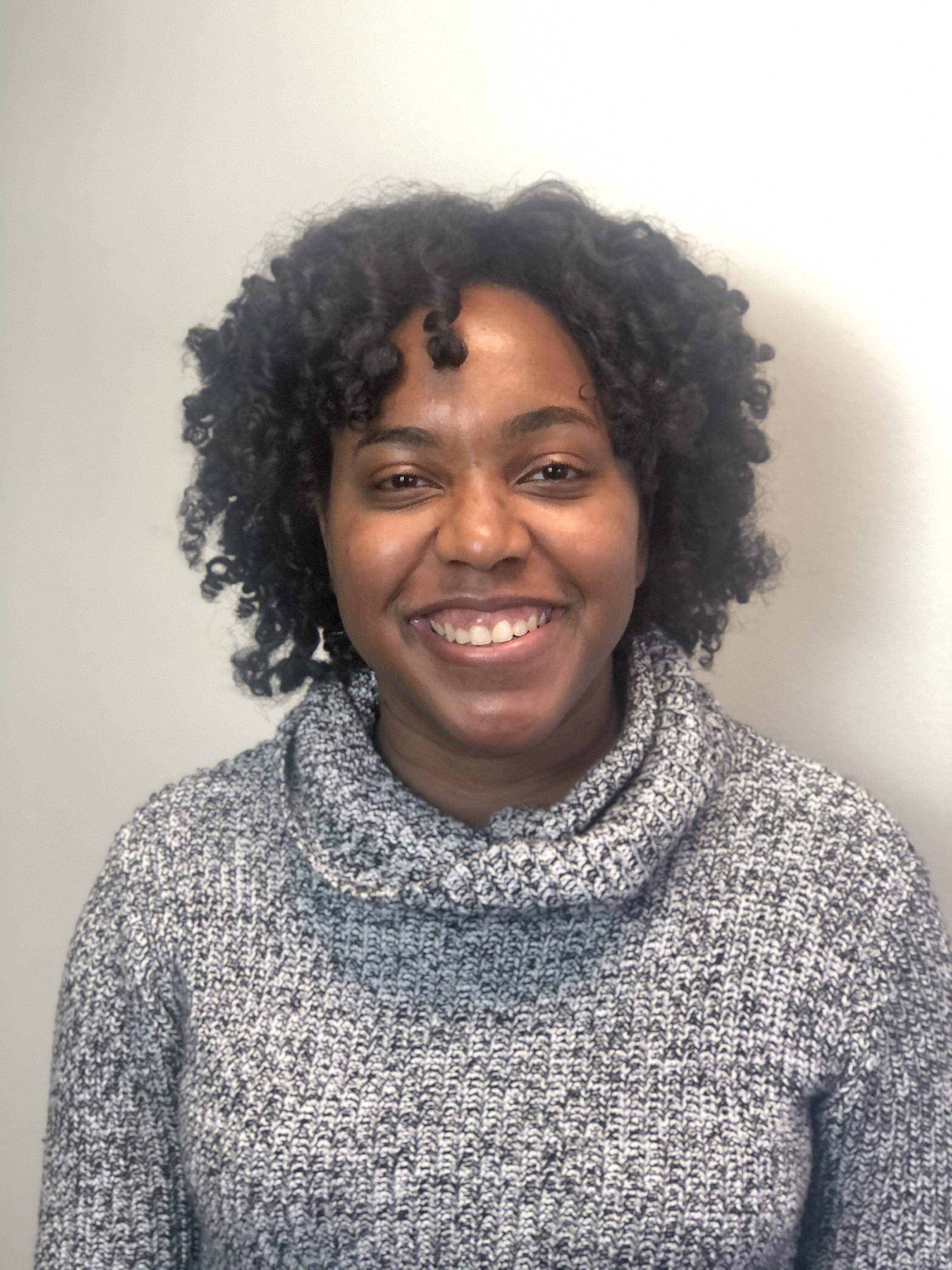 Brittney Ikeh Administrative Assistant - Pli's Senior Leader