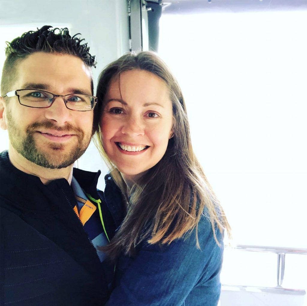 Sarah and Micah Greiner